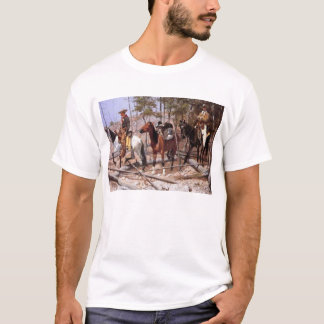 Prospecting for Cattle Range T-Shirt