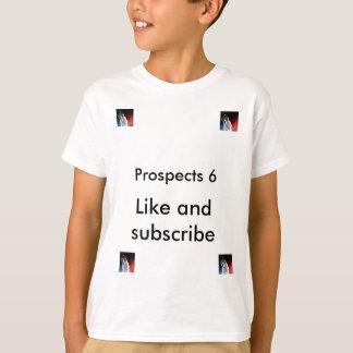 Prospects 6 1st merch T-Shirt