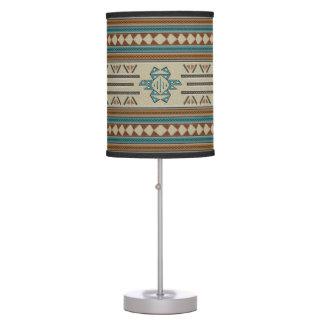 Prosperity Table Lamp w/ Linen Shade