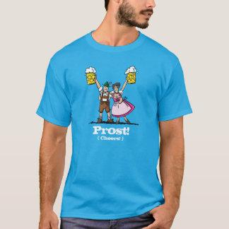 Prost! T-Shirt Happy Oktoberfest Couple Beer Stein