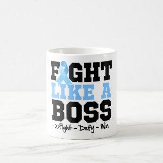 Prostate Cancer Fight Like a Boss Mug