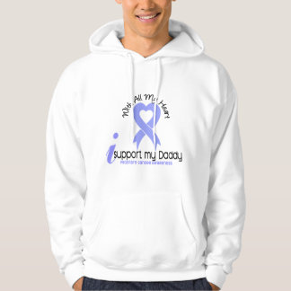 PROSTATE CANCER I Support My Daddy Hoodie