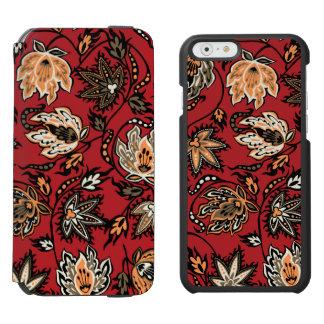 Protea Batik Hawaiian Tropical Floral Duo Cases Incipio Watson™ iPhone 6 Wallet Case