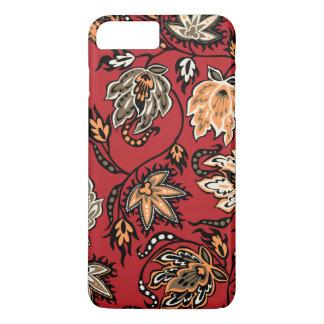 Protea Batik Hawaiian Tropical Floral iPhone 7 Plus Case