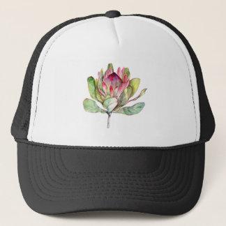 Protea Flower Trucker Hat