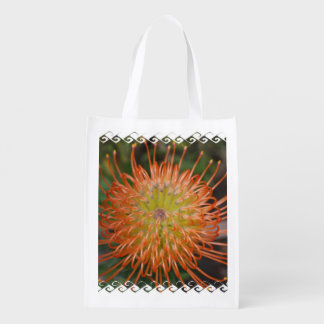 Protea Flowers Market Tote
