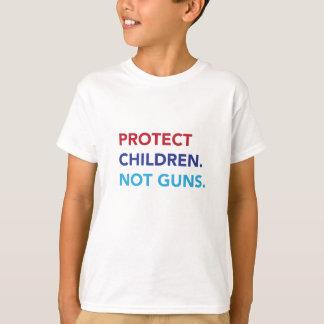 Protect Children. Not Guns. Kids Tee