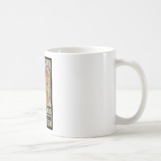 Protect her from tuberculosis classic white coffee mug
