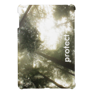 Protect Our Forests iPad Mini Cover