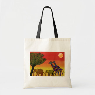 Protect our habitat Organic Grocery Tote