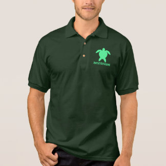 Protect Our Oceans Polo Shirt