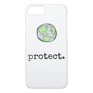 Protect Our Planet Phone Case