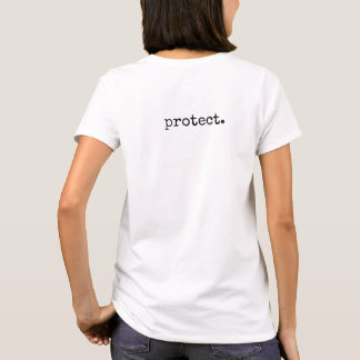 Protect Our Planet Women's T-Shirt
