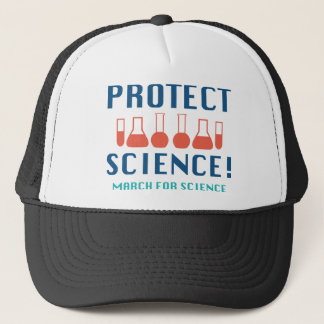 Protect Science Trucker Hat