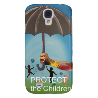 Protect the Children Samsung Galaxy S4 Case
