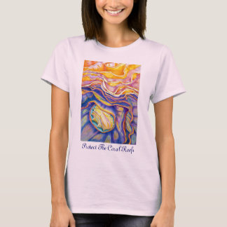 Protect the Coral Reefs T-Shirt
