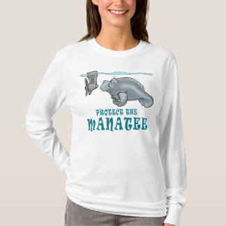 Protect the Manatee T-Shirt