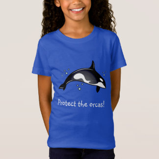 Protect the Orcas T-Shirt