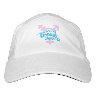 Protect Trans Students - Trans Symbol - -  Hat