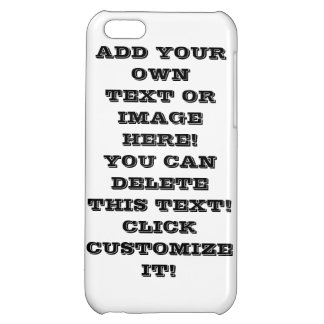 Protect Your Apple Iphone5c. Make You Own And Buy Case For iPhone 5C