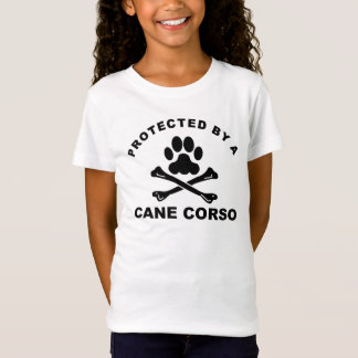 Protected By A Cane Corso T-Shirt