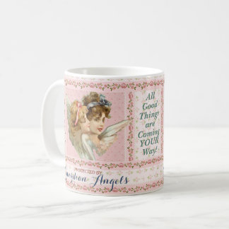 Protected by Guardian Angels Coffee Mug
