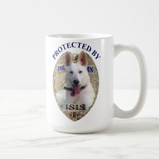 Protected By Isis Coffee Mug