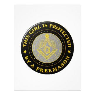 protected custom letterhead