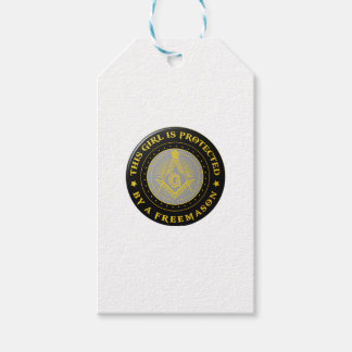 protected pack of gift tags