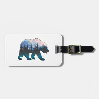 Protected Spirit Luggage Tag