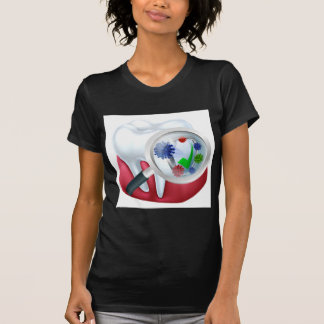 Protected Tooth and Gum Concept T-Shirt