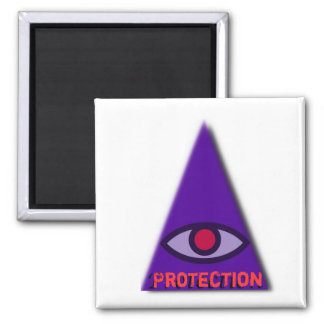 protection, All seeing eye magnet