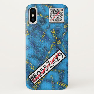 Protection case for mobiles with your ZWOOKY-ID