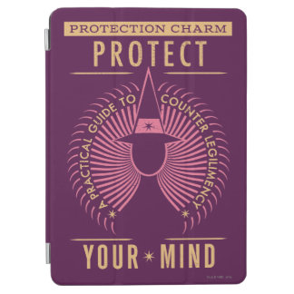 Protection Charm Guidebook iPad Air Cover