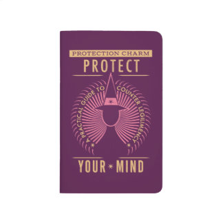 Protection Charm Guidebook Journal