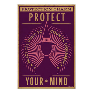 Protection Charm Guidebook Poster