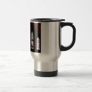 Protection on the road travel mug