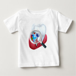 Protection Tooth Shield Baby T-Shirt