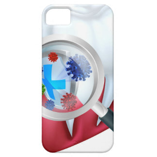 Protection Tooth Shield iPhone 5 Case