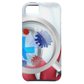 Protection Tooth Shield iPhone 5 Cover
