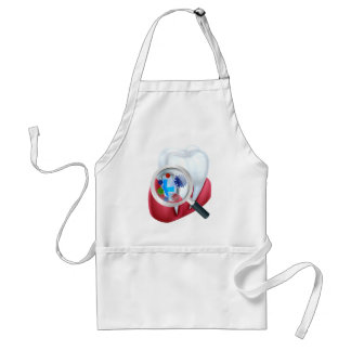 Protection Tooth Shield Standard Apron