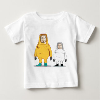 Protective Suit Illustration Baby T-Shirt