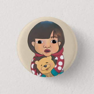 Protector 1 Inch Round Button