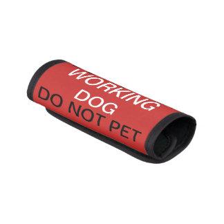 Protège Poignée Pour Bagage Le chien d'utilité ne choient pas l'enveloppe de