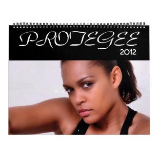 Protegee 2012 Homage Calendar