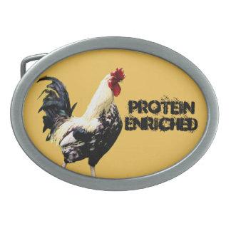 Protein Belt Buckles