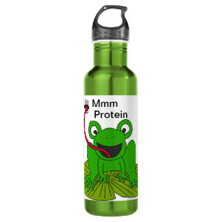 Protein Frog Gym 710 Ml Water Bottle