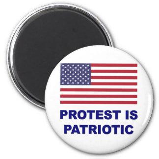 Protest is Patriotic Magnet