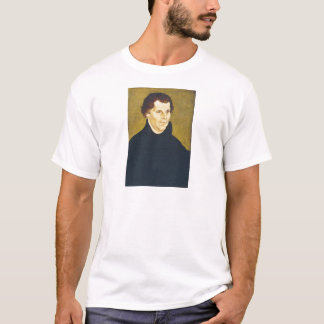 Protestant Reformist Martin Luther by L. Cranach T-Shirt