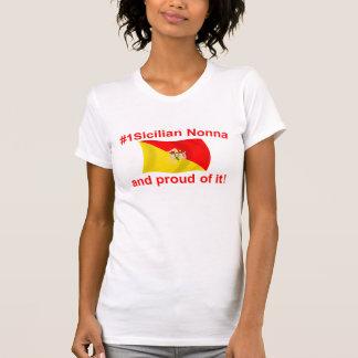 Proud #1 Sicilian Nonna T-Shirt